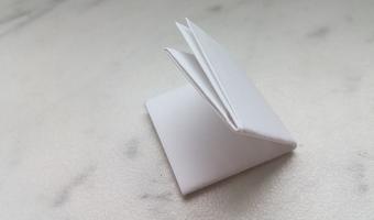 50x přeložený list papíru by měřil 120 milionu kilometrů