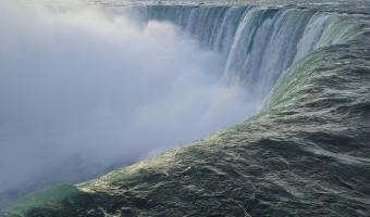 Proč Niagarské vodopády jednou zaniknou?