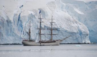 Co by se stalo, kdyby roztál veškerý led v Antarktidě?