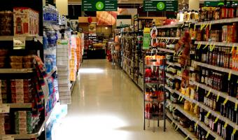 Jak dlouho by přežil člověk uvězněný v supermarketu?