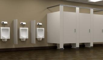 První kabinka na WC je nejméně navštěvovaná