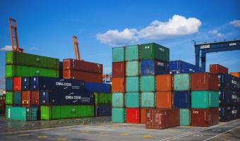 Kolik je na světě přepravních kontejnerů?