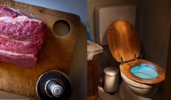 Kuchyňské prkénko má na sobě více bakterií než to záchodové