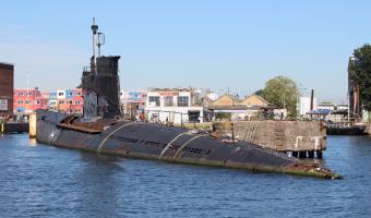 Jak kdysi vypadala první ponorka?